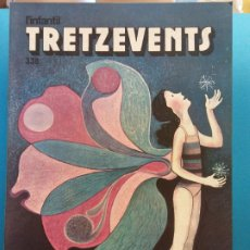 Comics : TRETZEVENTS Nº.338. L'INFANTIL. SIRVEANSAE. Lote 175677544