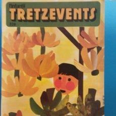 Comics : TRETZEVENTS Nº.339. L'INFANTIL. SIRVEANSAE. Lote 175677599
