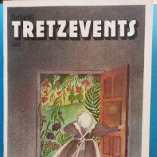 Comics : TRETZEVENTS Nº.348. L'INFANTIL. SIRVEANSAE. Lote 175678020