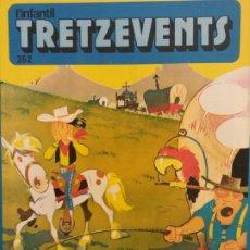 Comics : TRETZEVENTS Nº.352. L'INFANTIL. SIRVEANSAE. Lote 175678078