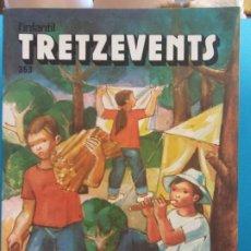 Comics : TRETZEVENTS Nº.353. L'INFANTIL. SIRVEANSAE. Lote 175678100