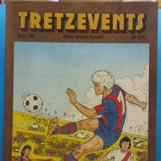 Cómics: TRETZEVENTS Nº.384. SEGONA QUINZENA D'OCTUBRE. SIRVEANSAE. Lote 175678899