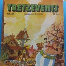 Cómics: TRETZEVENTS Nº.386. SEGONA QUINZENA DE NOVEMBRE. SIRVEANSAE. Lote 175679092
