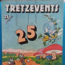 Comics : TRETZEVENTS Nº.536. SIRVEANSAE. Lote 175681270