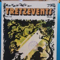 Cómics: TRETZEVENTS Nº.528. SIRVEANSAE. Lote 175681545