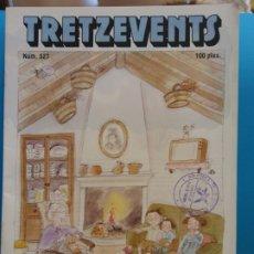Comics : TRETZEVENTS Nº.527. SIRVEANSAE. Lote 175681564