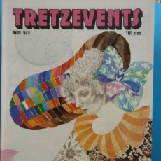 Cómics: TRETZEVENTS Nº.523. SIRVEANSAE. Lote 175681675