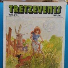 Cómics: TRETZEVENTS Nº.515. SIRVEANSAE. Lote 175681852