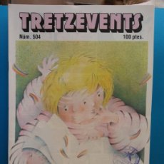 Cómics: TRETZEVENTS Nº.504. SIRVEANSAE. Lote 175682104
