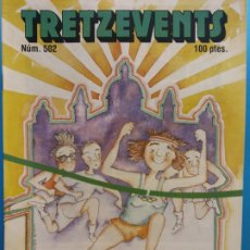 Cómics: TRETZEVENTS Nº.502. SIRVEANSAE. Lote 175682160