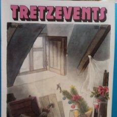 Comics : TRETZEVENTS Nº.481. SIRVEANSAE. Lote 175683428