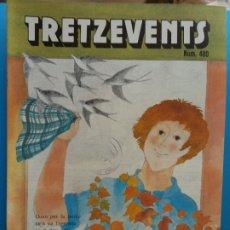 Comics : TRETZEVENTS Nº.480. SIRVEANSAE. Lote 175683450