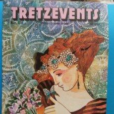 Comics: TRETZEVENTS Nº.470. PRIMERA QUINZENA DE JUNY. SIRVEANSAE. Lote 175684328