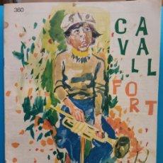 Fumetti: CAVALL FORT Nº. 360. REVISTA PER A NOIS I NOIES. EDITORA SANTA MARIA. Lote 175761772