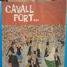 Fumetti: CAVALL FORT Nº. 424. REVISTA PER A NOIS I NOIES. EDITORA SANTA MARIA. Lote 175761905