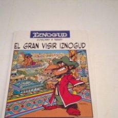 Cómics: EL GRAN VISIR IZNOGUD - PLANETA DE AGOSTONI - NUMERO 1 - MUY BUEN ESTADO - CJ 110 - GORBAUD. Lote 176131443