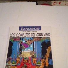 Cómics: LOS COMPLOTS DEL GRAN VISIR - PLANETA DE AGOSTONI - NUMERO 2 - MUY BUEN ESTADO - CJ 110 - GORBAUD. Lote 176131508