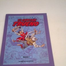Cómics: LAS AVENTURAS DE EL CAPITAN TRUENO - VOLUMEN 1 - PLANETA DE AGOSTINI - MBE - CJ 110 - GORBAUD. Lote 176131667