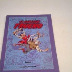 Cómics: LAS AVENTURAS DE EL CAPITAN TRUENO - VOLUMEN 1 - PLANETA DE AGOSTINI - MBE - CJ 110 - GORBAUD. Lote 176131703