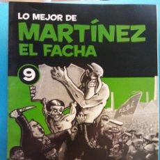 Fumetti: LO MEJOR DE MARTÍNEZ EL FACHA 9. EDITORIAL SOL 90. Lote 176248777