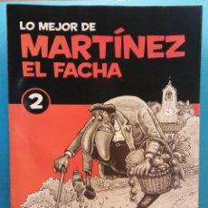 Fumetti: LO MEJOR DE MARTÍNEZ EL FACHA 2. EDITORIAL SOL 90. Lote 176249067