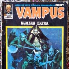 Comics : VAMPUS NÚMERO EXTRA ABRIL 1973. Lote 176571774