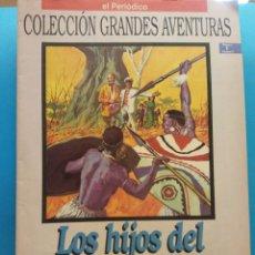 Fumetti: LOS HIJOS DEL CAPITÁN GRANT Nº 1. JULIO VERNE. COLECCIÓN GRANDES AVENTURAS. EDICIONES B S.A.. Lote 176818303
