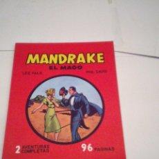 Cómics: MANDRAKE EL MAGO - EDICIONES B. O. - MUY BUEN ESTADO - CJ 111 - GORBAUD. Lote 177601189