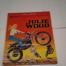 Cómics: JULIE WOOD - DARGAUD - EDICIONES JUNIOR - 1976 - MUY BUEN ESTADO - CJ 111 - GORBAUD . Lote 177602949