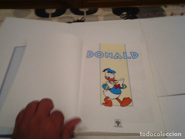 Cómics: LOTE 3 TOMOS WALT DISNEY - MICKEY - MINNIE Y DONALD - BE - GORBAUD - CJ 111 - Foto 4 - 177603478