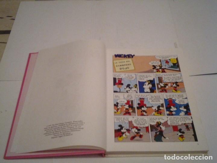 Cómics: LOTE 3 TOMOS WALT DISNEY - MICKEY - MINNIE Y DONALD - BE - GORBAUD - CJ 111 - Foto 14 - 177603478