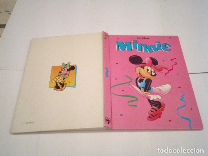 Cómics: LOTE 3 TOMOS WALT DISNEY - MICKEY - MINNIE Y DONALD - BE - GORBAUD - CJ 111 - Foto 20 - 177603478