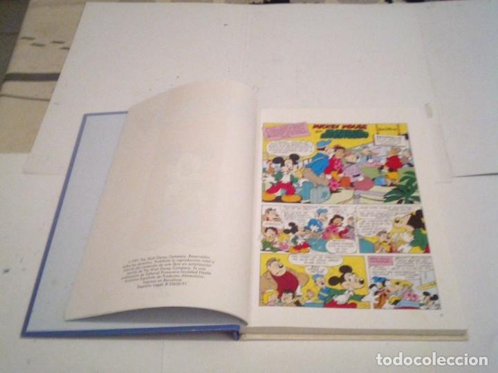 Cómics: LOTE 3 TOMOS WALT DISNEY - MICKEY - MINNIE Y DONALD - BE - GORBAUD - CJ 111 - Foto 24 - 177603478