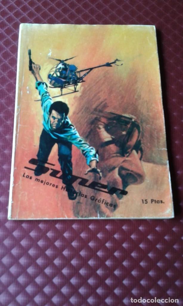 SUPER- LAS MEJORES HISTORIA GRAFICAS BOIXHER 1972- 64 PAGINAS -SEIS HISTORIAS (Tebeos y Comics - Comics Extras)