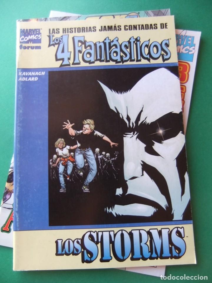 Cómics: LOTE DE 5 EXTRAS DE FORUM - Foto 4 - 179317253