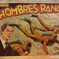 Cómics: HAZAÑAS BÉLICAS. HOMBRES RANAS. EDICIONES TORAY S.A.. Lote 184714478