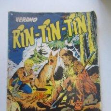 Cómics: RIN TIN TIN - EXTRAORDINARIO DE VERANO, Nº 204 SDX15. Lote 184771666