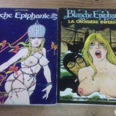 Cómics: 2 COMICS DE DE BLANCHE EPIPHANIE DE LAB ET PICHARD. Lote 184854885