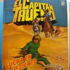 Cómics: EL CAPITÁN TRUENO. LUCHA EN EL DESIERTO. Nº 137. EDICIONES B. Lote 186290316