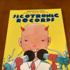 Comics: SICOTRONIC RECORDS. Lote 188655790