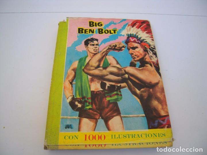 BIG BEN BOLT Nº EXTRA EJEMPLAR DE QUIOSQUERO (Tebeos y Comics - Comics Extras)