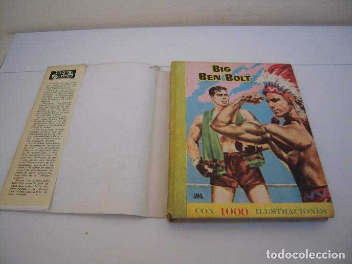 Cómics: big ben bolt nº extra ejemplar de quiosquero - Foto 3 - 189478480