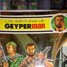Cómics: LAS AVENTURAS DE GEYPERMAN. NÚM 2. EDICIONES RECREATIVAS. AÑO 1978.. Lote 190319732