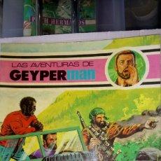 Cómics: LAS AVENTURAS DE GEYPERMAN. NÚM. 5. EDICIONES RECREATIVAS. AÑO 1979.. Lote 190320958