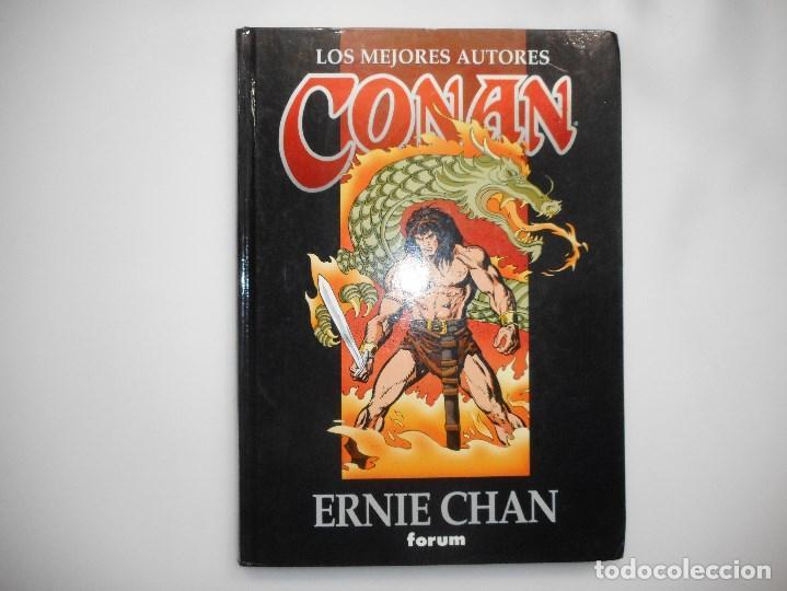 ERNIE CHAN LOS MEJORES AUTORES CONAN Y97671 (Tebeos y Comics - Comics Extras)