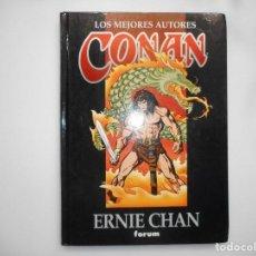 Cómics: ERNIE CHAN LOS MEJORES AUTORES CONAN Y97671. Lote 190332680