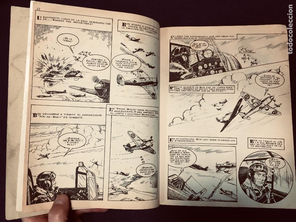 Cómics: cómic gran combate II guerra mundial extra nº 6 ediciones gaviota último combate revienta tanques - Foto 5 - 190341158