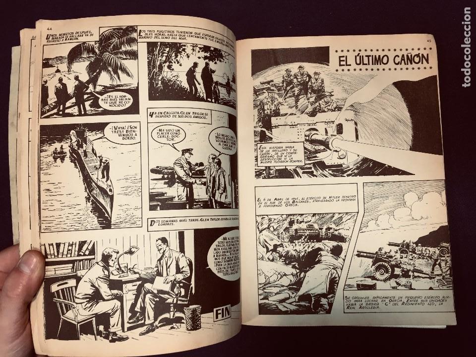 Cómics: cómic gran combate II guerra mundial extra nº 6 ediciones gaviota último combate revienta tanques - Foto 6 - 190341158