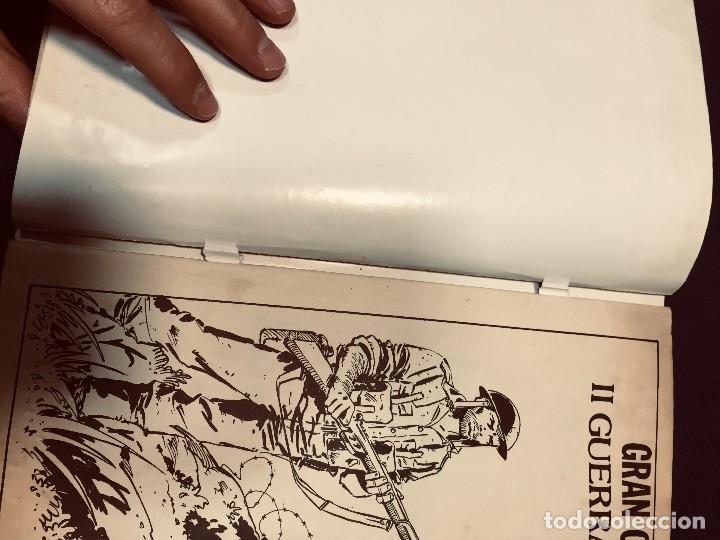 Cómics: cómic gran combate II guerra mundial extra nº 6 ediciones gaviota último combate revienta tanques - Foto 9 - 190341158