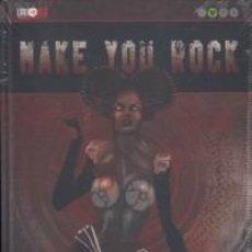 Cómics: MAKE YOU ROCK DE BOCARDO J. COMIC NUEVO PRECINTADO. Lote 195425542